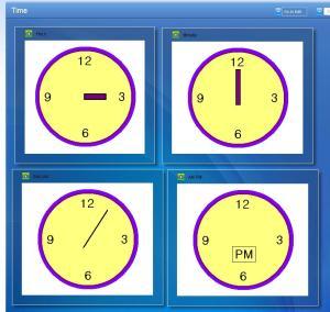 clock-widgets