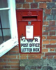 hursley-postbox